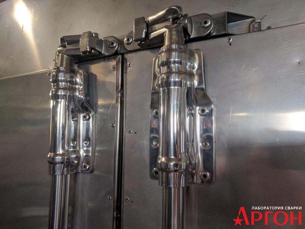 Изготовление шкафа пастеризации натуральных напитков