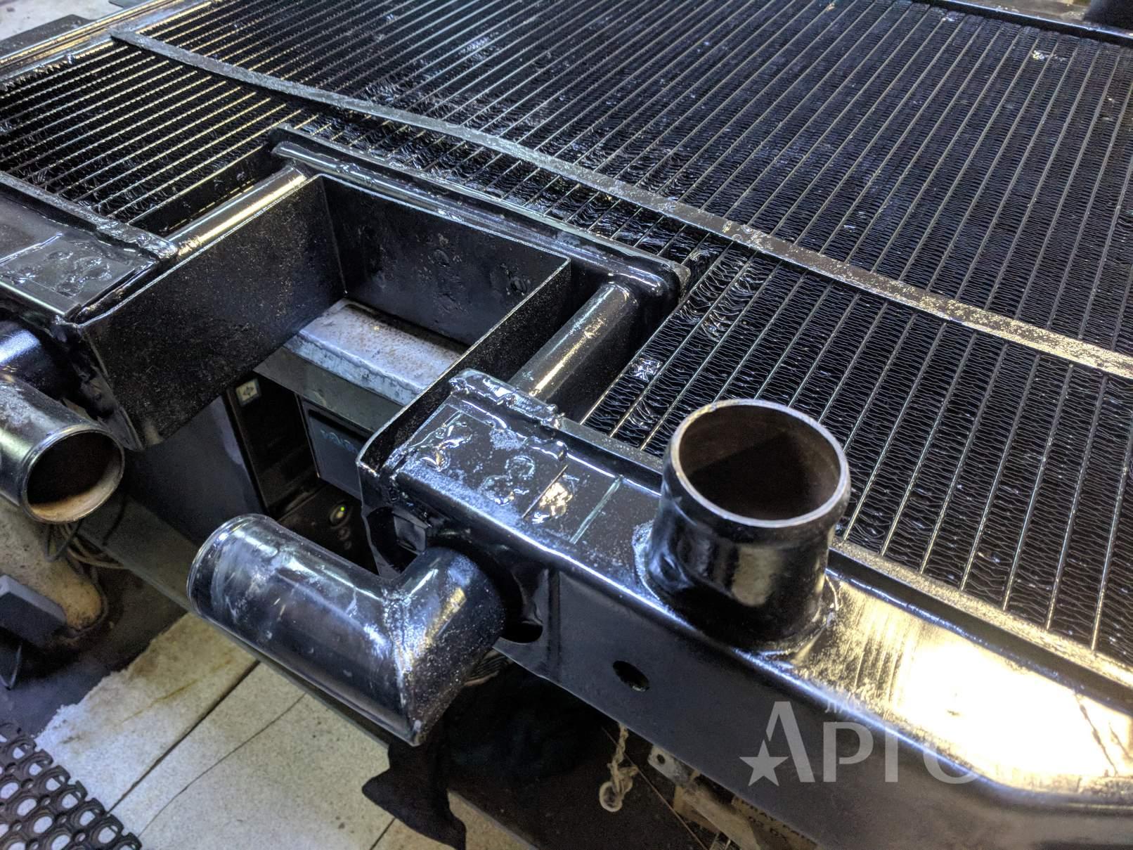 Индивидуальная переделка радиатора