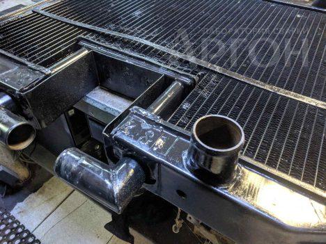 Изготовление радиатора